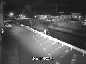中芝橋水位観測所